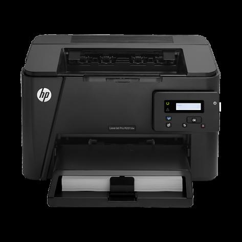 Impressora HP Laser Monocromática M201dw - Wireless