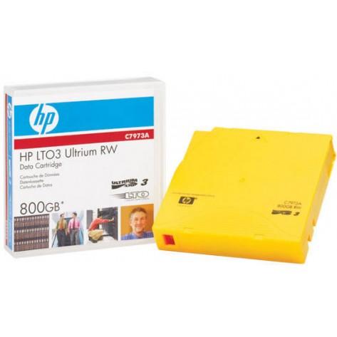 Cartucho de Dados HP LTO3 Ultrium (C7973A) 800GB