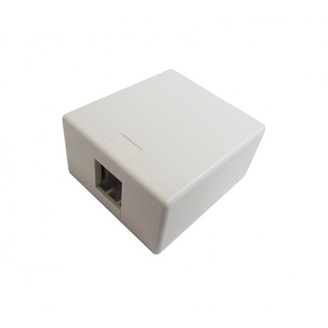 Caixa de Sobrepor para 1 Porta HDMI - CXR-TELECOM-CX-HDMI-01P