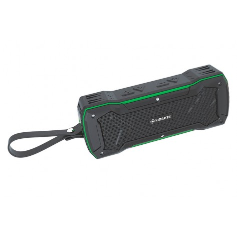 Caixa de Som portátil Bluetooth Supreme Resistente à Água - Kimaster K335