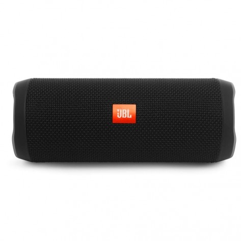 Caixa de Som Bluetooth JBL Flip 4 2X8W RMS - Preto