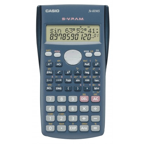 Calculadora Científica CASIO - FX-82MS