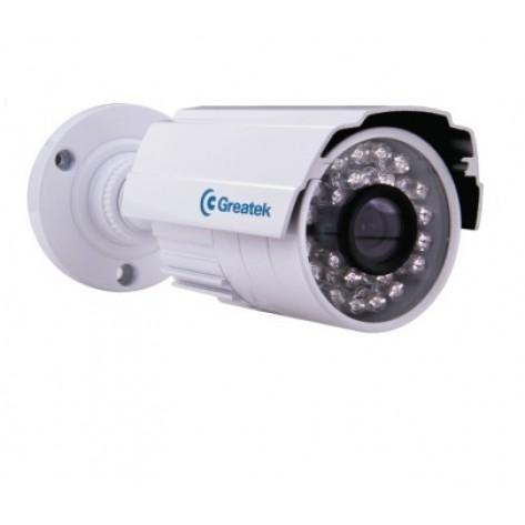 Câmera Greatek SEGC-7621G para Segurança Eletrônica com Infra-Vermelho 20M 3.6MM - 760 Linhas