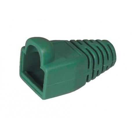 Capa para conector RJ-45 - Verde