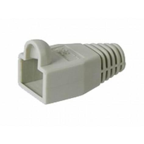 Capa para conector RJ-45 - Cinza