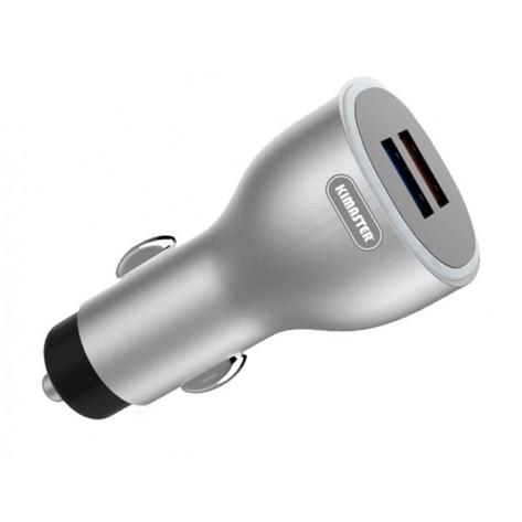 Carregador Veicular com 2 USB 3.1 A - Kimaster CV305