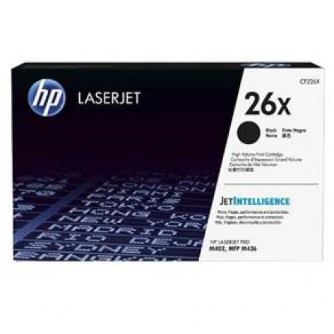 Toner preto HP LaserJet 26X (CF226X)