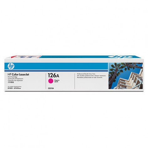 Toner Magenta HP LaserJet 126A (CE313A)