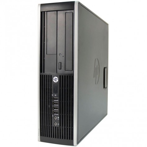 Computador HP Elite 8300 SFF - i5-3470 - 4GB RAM - 120GB SSD - Windows 7 PRO - Seminovo
