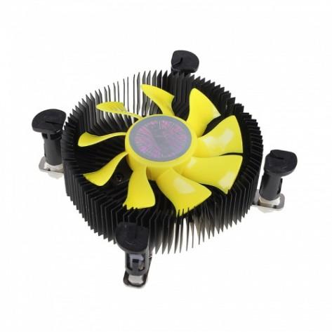 Cooler akasa K25 - Intel Socket LGA 775, 1155, 1156