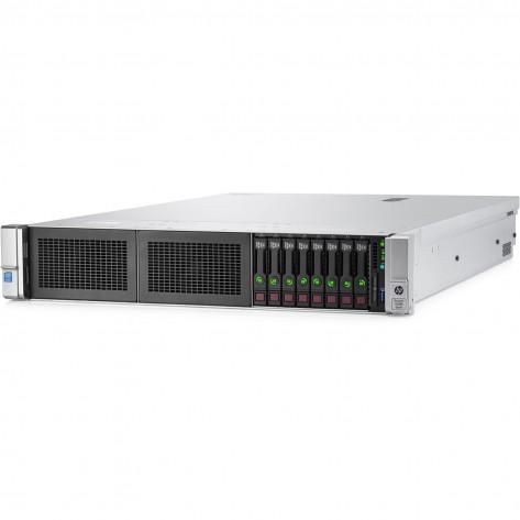 Servidor HPE ProLiant DL380 Gen9 SFF - Dual Xeon E5-2690 v4 - 512GB DDR4 ECC Reg. - Sem Discos - Rede 2x 40Gb / 4x 1Gb - 2U - Seminovo