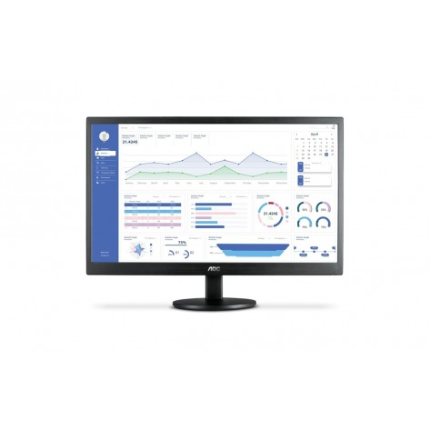 Monitor 18.5'' LED AOC E970SWHNL - 1366 x 768, 60Hz, 5ms