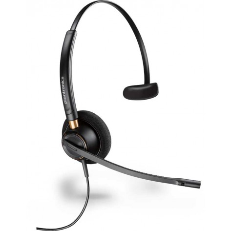 Headset Monoauricular Plantronics - HW510