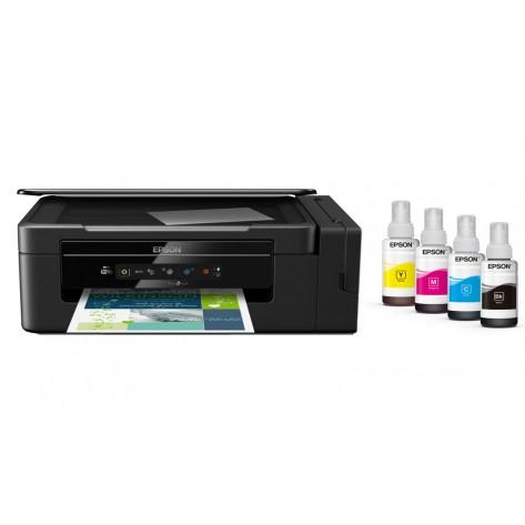 Multifuncional Epson EcoTank L395 - Tanque de Tinta - Impressão, digitalização e cópia - Wi-Fi