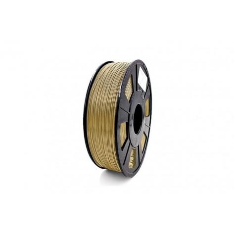 Filamento Flashforge PLA - 0,5 Kg - Dourado