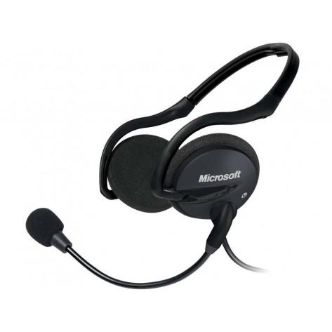 Fone de ouvido Headset Microsoft LifeChat - LX-2000