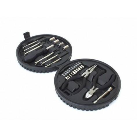 Kit de ferramentas Multilaser AU310 - 24 peças
