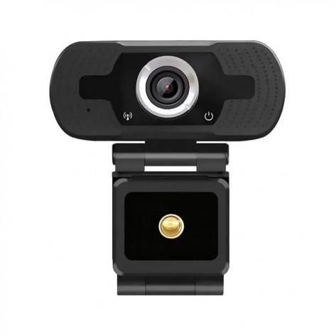 Webcam DSQ Full HD 2.0 MegaPixel - 1080p 30fps - com Microfone