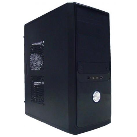 Gabinete WiseCase ATX FT-401 com fonte - Preto