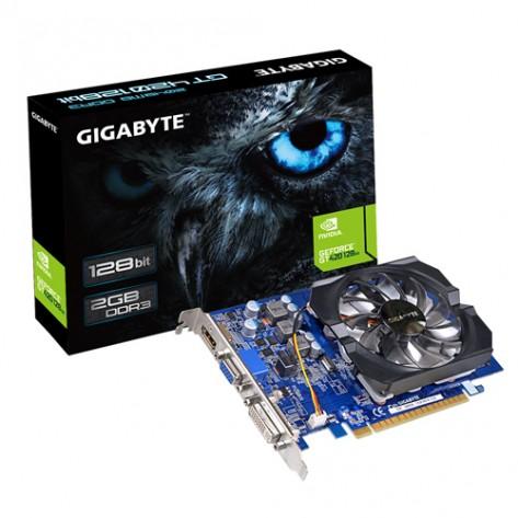 Placa de Vídeo Gigabyte GT 420 GeForce - 2GB DDR3 128-Bits - PCI Express 2.0