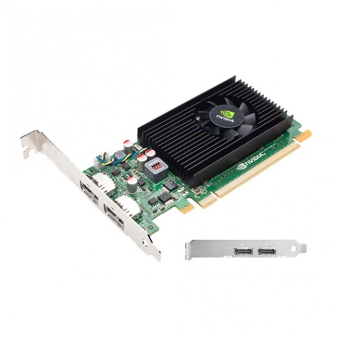 Placa de Vídeo Quadro PNY NVS 310 - 512 DDR3 64 bits PCI Express 2.0