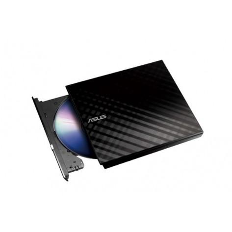 Gravador de DVD Externo Asus SDRW-08D2S-U - USB