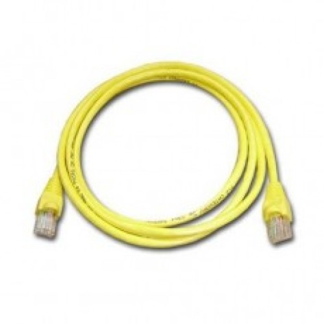 Patch Cord Hi Top CAT5e Flex Amarelo - 2.5 Metros