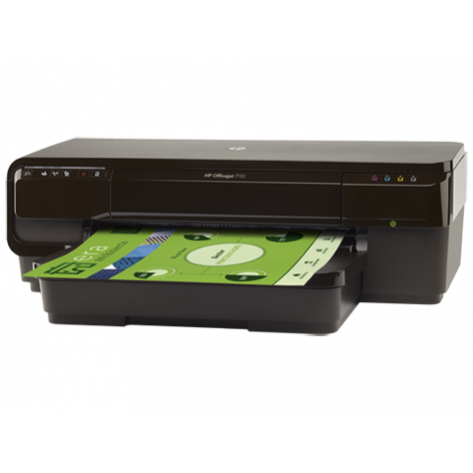 Impressora jato de tinta colorida HP Officejet 7110 - A3
