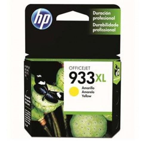 Cartucho Colorido de tinta Officejet amarelo HP 933XL (CN056AL)