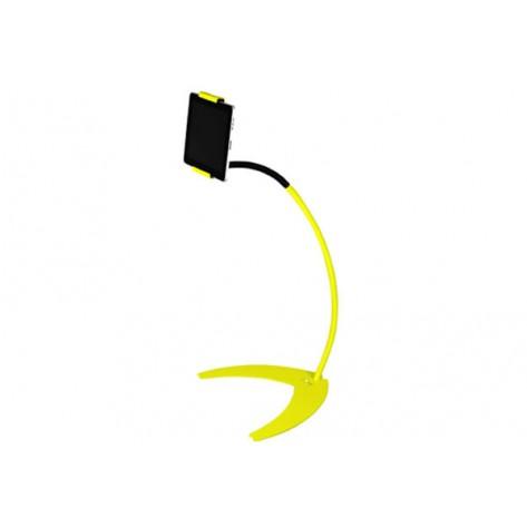 Suporte de Tablet Ozom Articulável - Amarelo