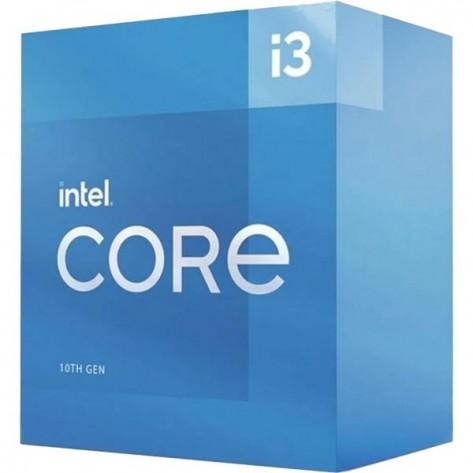 Processador Intel Core i3-10105 BX8070110105 - Cache 6MB, 3.7GHz (4.4GHz Max Turbo), Gráficos UHD 630 - LGA 1200
