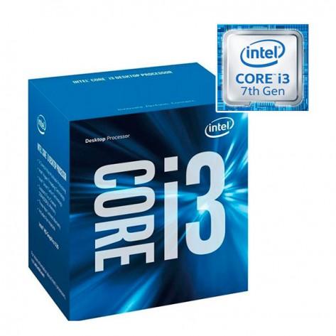 Processador Intel i3-7100- KabyLake 7ª Geração - Dual Core 3.90 GHz - Socket LGA 1151