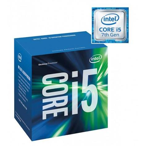 Processador Intel i5-7400 - KabyLake 7ª Geração - Quad Core 3.00 GHz - Socket LGA 1151