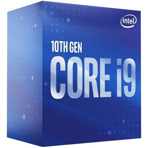 Processador Intel Core i9-10900 BX8070110900 - Comet Lake, Cache 20MB, 2.8GHz (5.2GHz Max Turbo), UHD Graphics 630 - LGA 1200