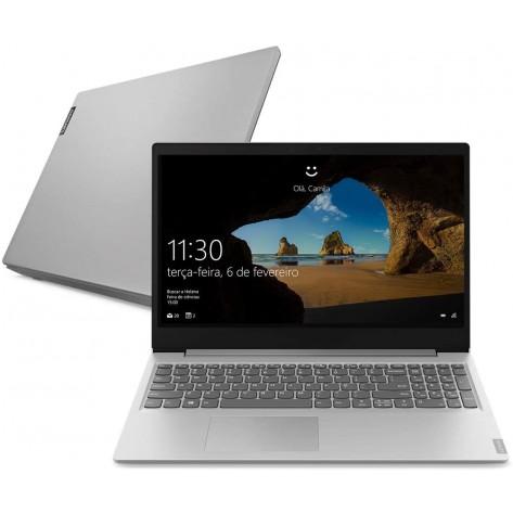Notebook Lenovo Ideapad S145 (81S90003BR) - i7-8565U - Tela 15.6'' HD - 8GB RAM - 1TB HD - NVIDIA GeForce MX110 2GB - Windows 10 Home