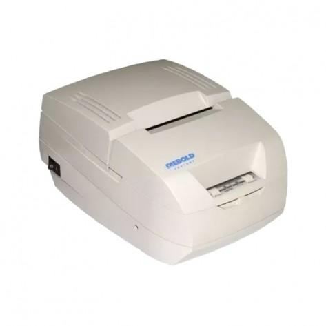 Impressora Térmica Híbrida não Fiscal Diebold IM453HP - Guilhotina - QR Code - Paralela - Seminovo