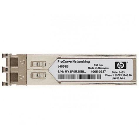 Conversor de Mídia HP X120 1G SFP LC SX - JD118B