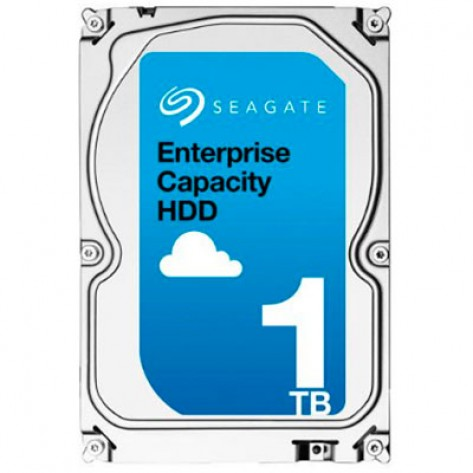 HD 1000GB (1TB) Seagate Enterprise Capacity 3.5 SATA III - 7200RPM