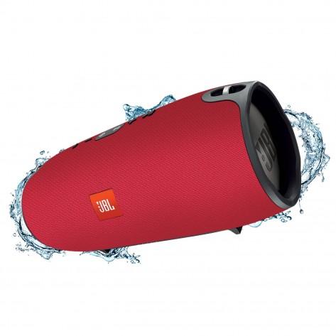 Caixa de Som Bluetooth JBL Xtreme - 2x20W RMS - Vermelho