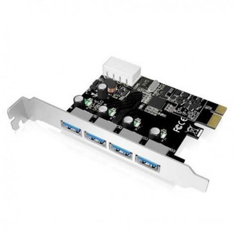 Placa PCI-Express 4 Portas USB 3.0 - F3 50 - JC-PCI-3.0