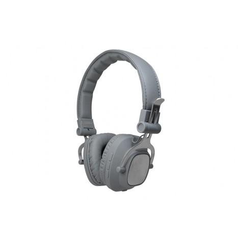 Fone de Ouvido Headset Kimaster K10 Bluetooth - Cinza