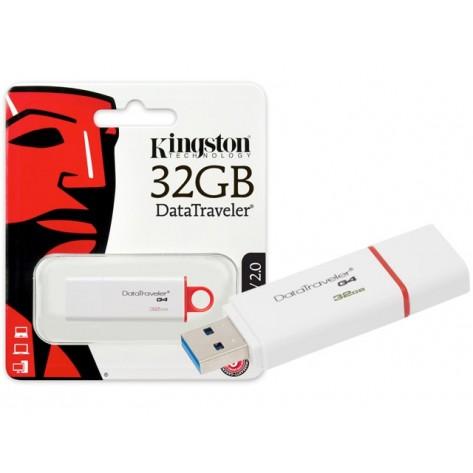 Pendrive Kingston DTIG4/32GB - DataTraveler USB 3.0 - 32GB
