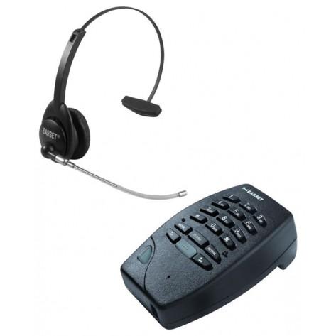 Telefone Headset Earset KX77 com fone HX79