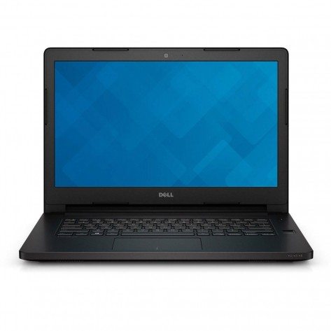"Notebook Dell Latitude 3470 - i5-6200U - Tela 14"" HD - 8GB RAM - 240GB M.2.- Windows 10 PRO - Seminovo"
