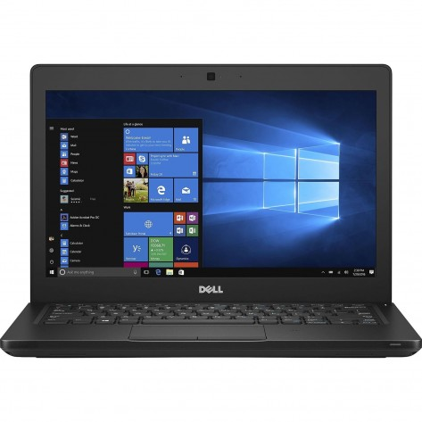 Notebook Dell Latitude 5280 - i5-7300U - Tela 12.5'' Full HD - 8GB RAM - 240GB SSD M.2. - Windows 10 PRO - Seminovo
