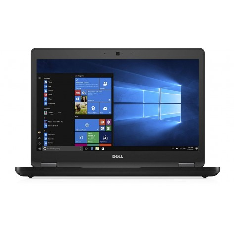 Notebook Dell Latitude 5480 - i5-6300U - Tela 14'' HD - 8GB RAM - 500GB HD - Windows 10 PRO - Seminovo