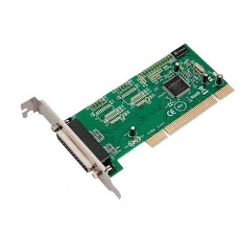 Placa Paralela PCI DB-25F Comm5 - 1PG-PCI - Low Profile