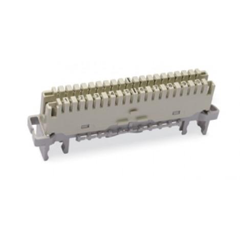 Bloco Telefônico de conexão com Corte - M10B