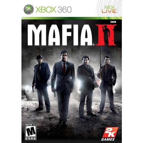 Jogo para Xbox 360 Mafia II