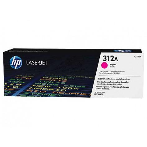 Toner Magenta HP LaserJet 312A - (CF383A)
